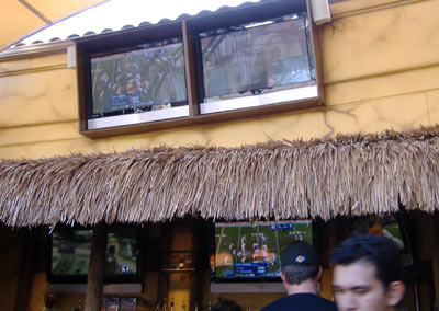 Chronic Cantina - Big Screen TVs