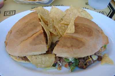 Chronic Cantina - Carnitas Torta