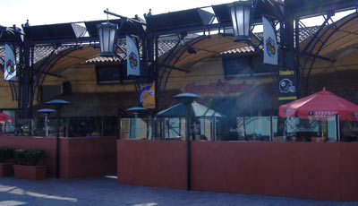 Chronic Cantina - Open Air Seating