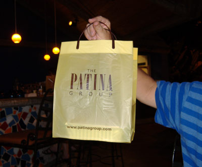 Tortilla Jo's - Fancy Takeout Bag